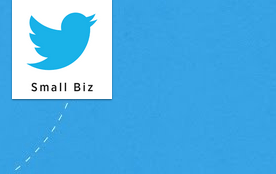 Twitter Small Business Tip